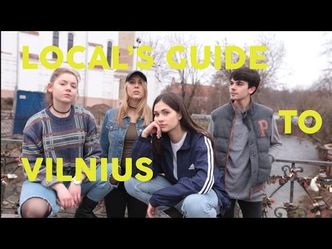 Local's Guide to Vilnius I The Millennial