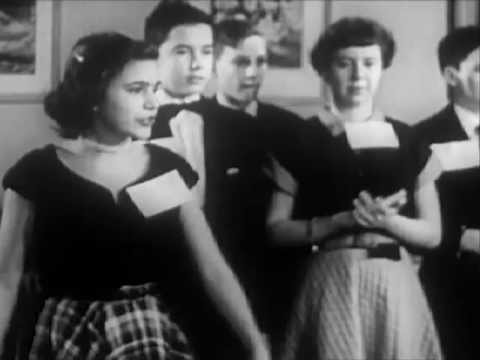 1950s Social Guidance Film: Beginning to Date (1953) - CharlieDeanArchives / Archival Footage