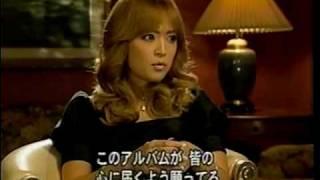 Ayumi Hamasaki is interviewed by Atika Shubert for CNN's Talk Asia ...