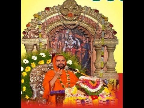 Shree Raghaveshwara bharathi swamiji on Holy cows & Ramaakatha