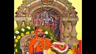 Shree Raghaveshwara bharathi swamiji on Holy cows & Ramaakatha