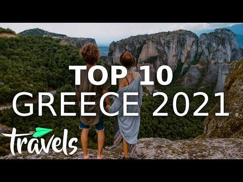 Top 10 Destinations in Greece for 2021   MojoTravels