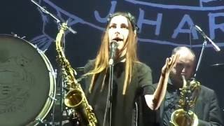 PJ Harvey - Chain Of Keys. live @Release Athens 2016