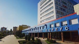 «Білгородська область – 2018»: міська лікарня №2 Бєлгорода після ремонту