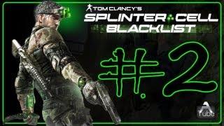 "Splinter Cell Blacklist - Detonado Parte 2 "" Casa Forte "" ( Dublado PT BR )"