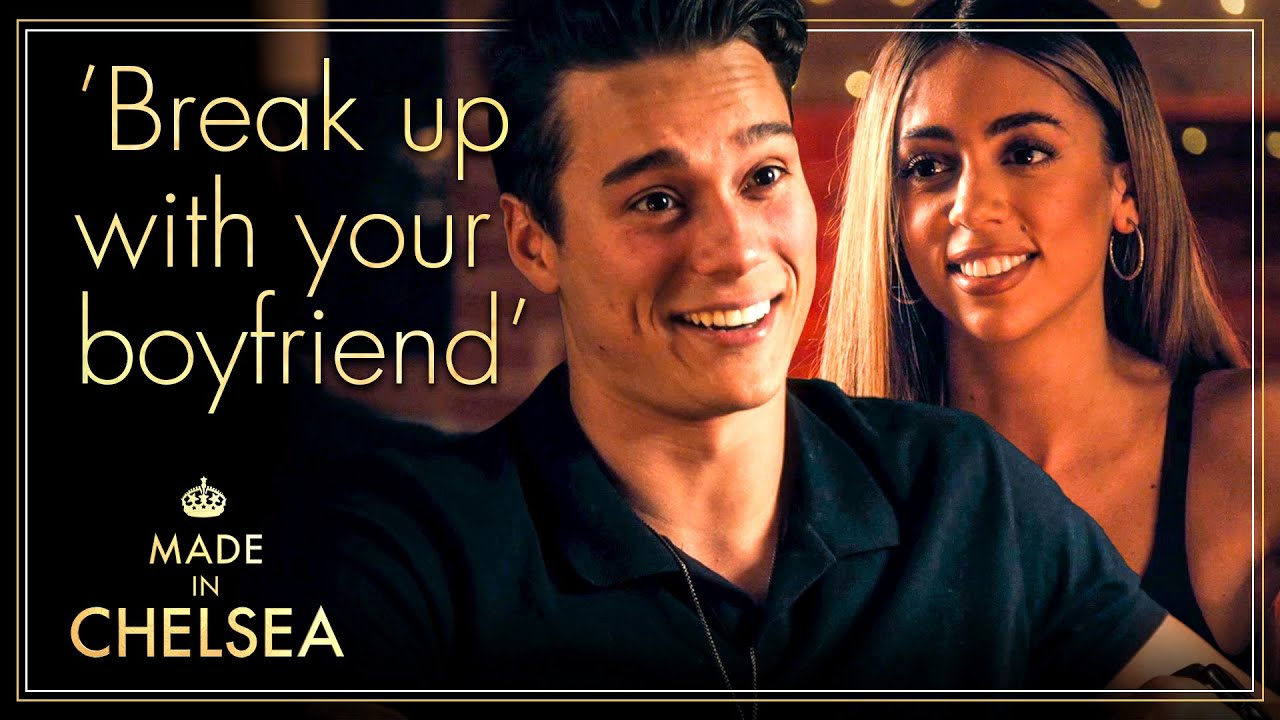 Download Is it over for Ruby and Reza?   Made in Chelsea
