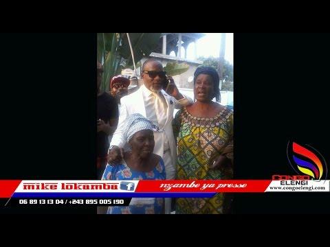 Integralité: 30min Maman ya Koffi Olomide aleli incosolable na esengo esengi merci na nzambe
