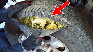 10 Craziest Ways Drug Dealers Smuggle Drugs