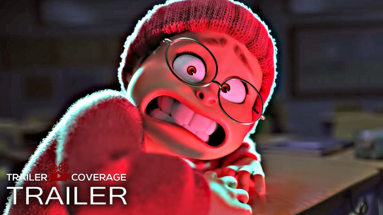 TURNING RED Official Trailer (2022) Animation, Disney Pixar Movie HD