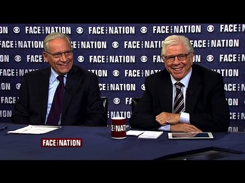 Bob Woodward, Carl Bernstein reflect on Watergate, 40 years later
