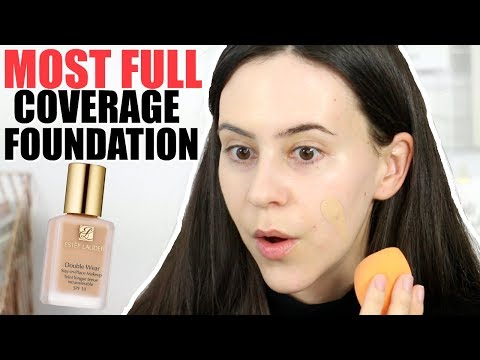Estee Lauder Double Wear Foundation Review || Sephora Best Selling Foundations