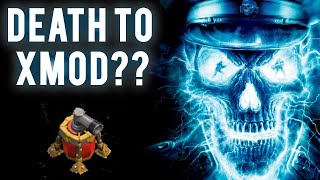The Death of Xmod? And my thoughts on Air Sweeper in Clash of Clans
