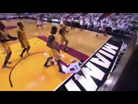 Miami Heat vs Indiana Pacers 2014 game 6 Full Game Highlights HD