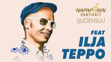 Napapiirin parturit - Joensuu feat. Ilja Teppo