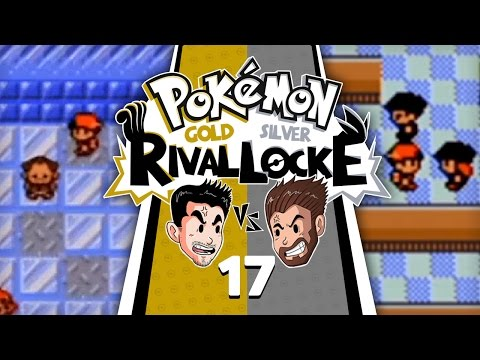 RIVAL LOCKE ASMR! | Pokemon Gold and Silver Rival Locke w/ NiPPs and ShadyPenguinn #17