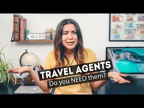 Do you NEED a Travel Agent? Are they WORTH IT?