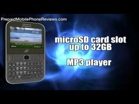 Samsung S390G Video clips