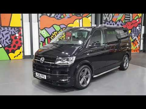 Vw T6 Factory Kombi Sportline Pack DSG Auto Twin Electric Sliders