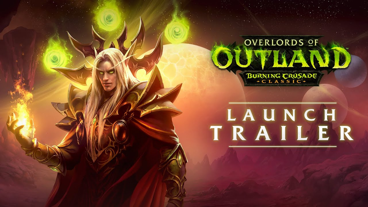Overlords of Outland – Launch Trailer