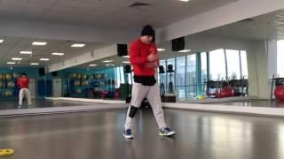 Грибы - Тает Лед - танец (Данил Хаски)
