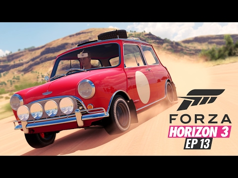 DIT DING IS LEIP! - Forza Horizon 3 #13