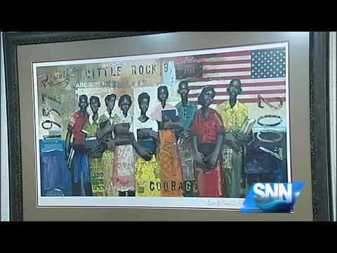 SNN: Couple Shares African American Art Collection