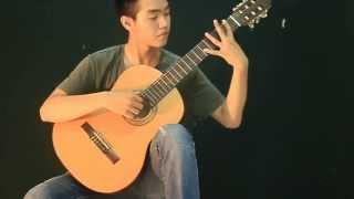 Bài 3:Tay trái khi chơi Guitar Cổ Điển