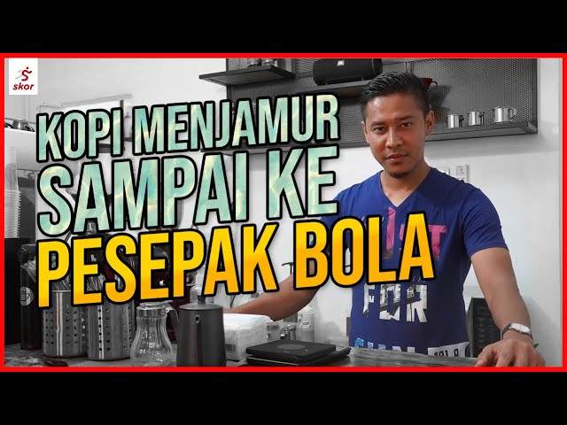KAPTEN BHAYANGKARA FC IKUTAN BUKA KEDAI KOPI! - WAWANCARA EKSKLUSIF INDRA KAHFI