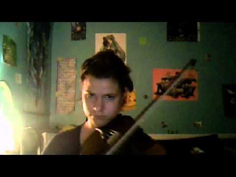 Animal Crossing 2:00 PM on Violin