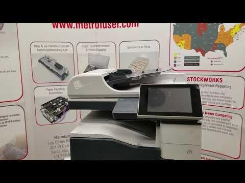 CE514A Fuser Maintenance Kit for HP LaserJet Enterprise 700 Color MFP M775.