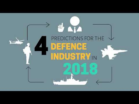 4 predictions for the Defence Industry in 2018