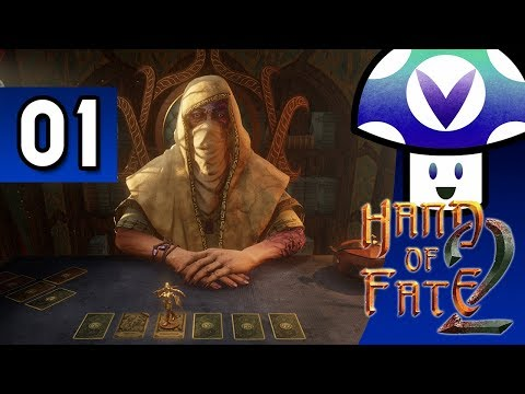 [Vinesauce] Vinny - Hand of Fate 2 (part 1)