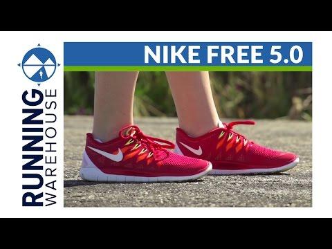 Nike Free 5.0 Womens Review