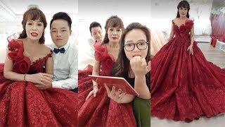 """Tuần """"TRĂNG MẬT"""" Đầu Tiên Của CÔ DÂU 62 Tuổi Và CHÚ RỂ 26 Tuổi Tại Đà Nẵng"""
