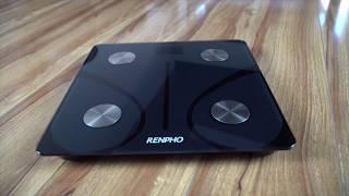 Renpho إعداد مقياس الذكية (ES-CS20M)