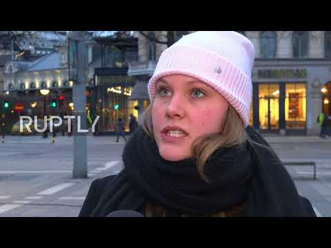 Sweden: #MeToo rally in defence of rape victims held in Stockholm