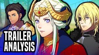 Fire Emblem: Three Houses E3 Trailer Analysis \u0026 News - Timeskip Revealed