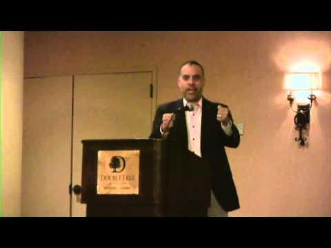 Larry Sharpe Banquet Speech (2015 LPCO Convention)