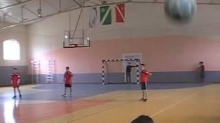 Гандбол 2015-2016 Голосків-Шепарівці  3 гра