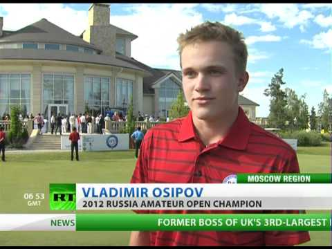 17-year-old Osipov claims Russian Open Amateur title by four shots