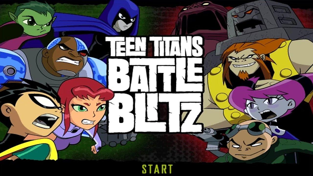 Cartoon Network Games | Teen Titans Go! | Teen Titans ...