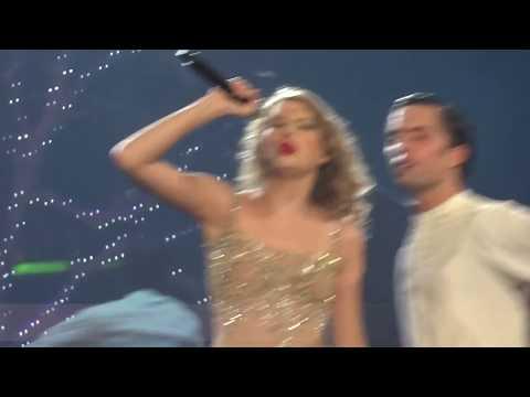Enchanted 愛情魔法 - Taylor Swift 泰勒絲 現場版 中文字幕
