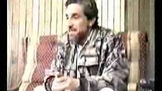 Afghan Chief Military Commander - Ahmad Shah Massoud Addressed Main Issues In EU. Parliament