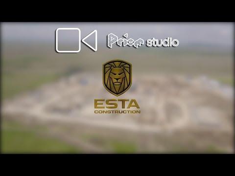 Презентационный ролик для строительной компании ESTA Construction