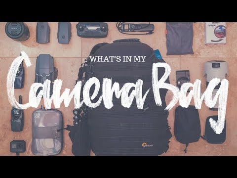 GEAR you NEED in your CAMERA bag!