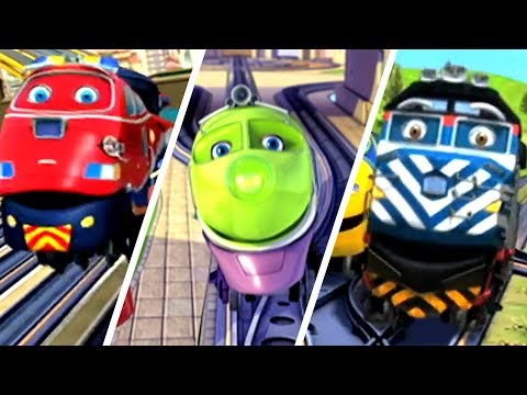 🇺🇸  Chuggington (US) - Karaoke Compilation - Cartoons for Kids