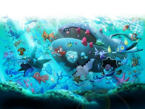 TOP 5 - MIGLIORI POKEMON DI TIPO ACQUA - YouTube