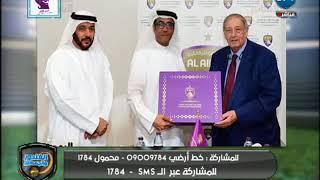 خالد الغندور يكشف تفاصيل انتقال حسين الشحات الى العين الاماراتي