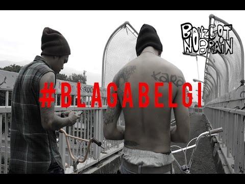 Boyz Got No Brain - Belaga Belgi #BLAGABELGI [Official Music Video]