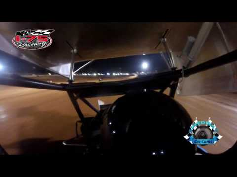 #730 Gregg Jones - Mini Sprint - 4-28-17 I-75 Raceway - In-Car Camera